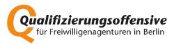 Qualifizierungsoffensive für Freiwilligenagenturen in Berlin