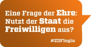 ZDF log in