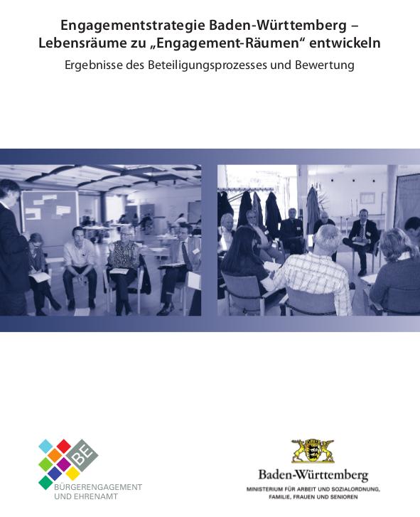 Engagementstrategie Baden-Wuerttemberg