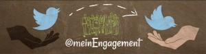 Engagement-rotiert